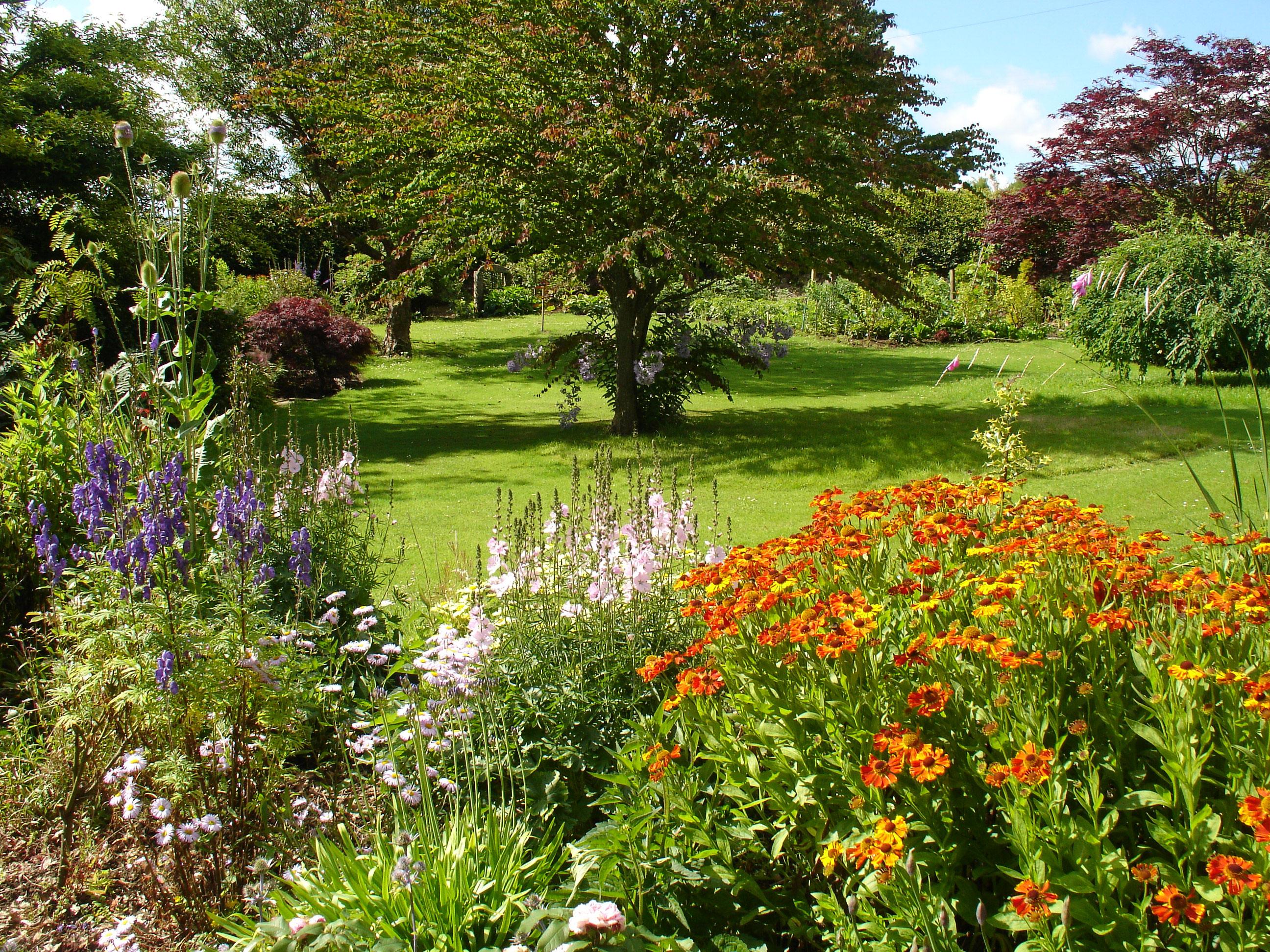 tolquhon garden